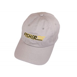 Fisher Embroidered Cap