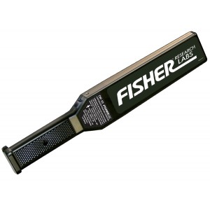 Image of Fisher CW-10 Hand Held Security Wand