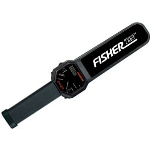 Image of Fisher CW-20 Hand Held Security Wand