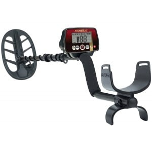 Image of Fisher F22 11DD Metal Detector