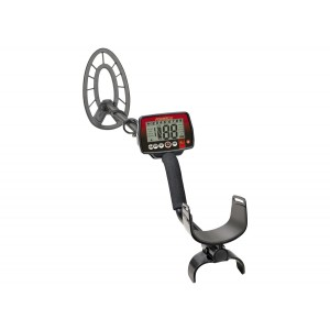 Fisher F44 Weatherproof Metal Detector with Bonus Pack