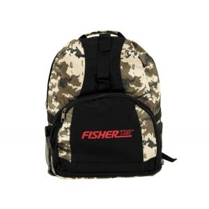 Image of Fisher Camouflage Backpack