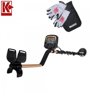 """Image of Fisher Gold Bug Metal Detector with 5"""" DD Search Coil"""