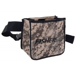 Image of Fisher 2 Pocket Camo Recovery Pouch
