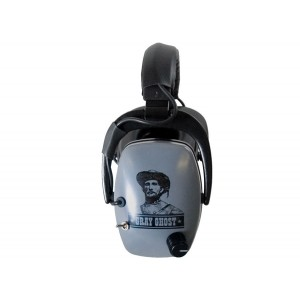 Image of DetectorPro Gray Ghost NDT Headphones