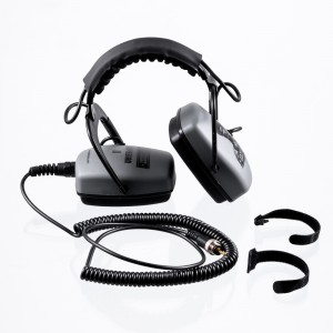 Image of DetectorPro Gray Ghost Underwater Amphibian II Headphones (Equinox)