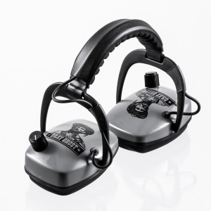 DetectorPro Gray Ghost NDT Platinum Headphones