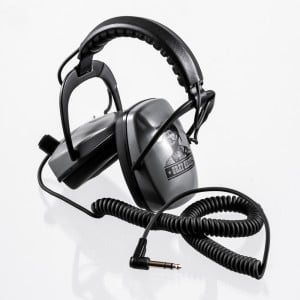 Image of DetectorPro Gray Ghost Original Platinum Headphones