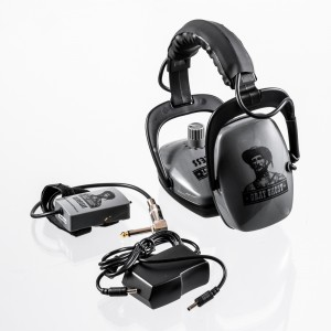 Image of DetectorPro Gray Ghost Wireless Headphones (FBS / GPX)