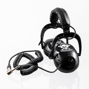 DetectorPro Jolly Rogers Platinum Headphones