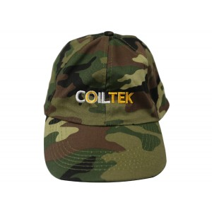Image of Coiltek Camo Ball Cap