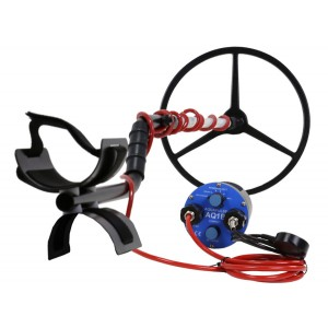 "Image of Aquascan Aquapulse AQ1B Standard Diver Kit Metal Detector with 15"" Submersible Coil"