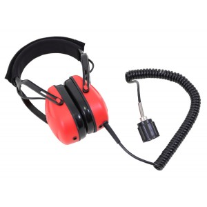Image of Aquascan Submersible Headphones for UW / Land Use (AQ1B)