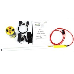 Aquascan DX-300 Magnetometer Basic Kit