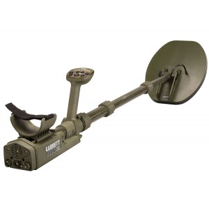 """Image of Garrett ATX Extreme PI Metal Detector with 11 x 13"""" Mono Search Coil"""