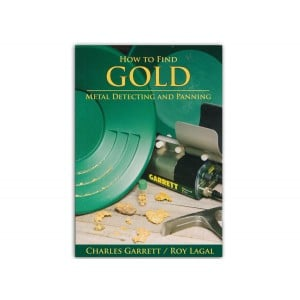 Image of Garrett How to Find Gold Field Guide