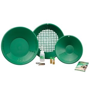 Image of Garrett Gold Trap Gold Panning Kit