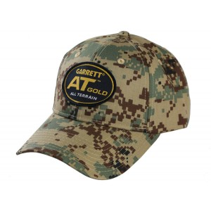 Image of Garrett AT Gold Camo Cap