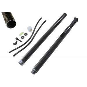 Anderson Detector Shafts Travel Lower Rod - Carbon Fiber (CTX-3030)