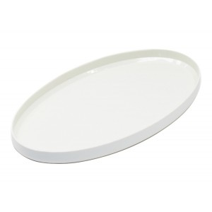 "Image of Nokta Makro 10 x 5.5"" GK26 White Search Coil Cover (Gold Kruzer)"