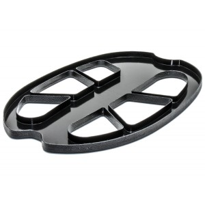 "Image of Nokta Makro 11 x 7"" Black Coil Cover (Kruzer Series)"