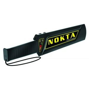 Image of Nokta Makro Ultra Scanner Hand Held Security Wand