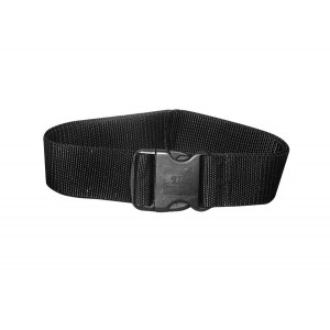 Image of Nylon Web Belt - Black