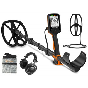 Image of Quest Pro Bundle Pack Metal Detector