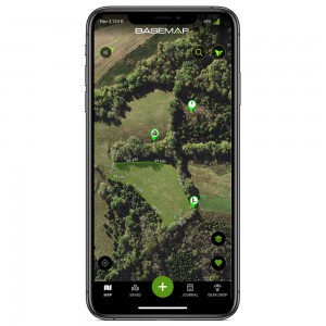 Image of BaseMap Pro - Landownership & Navigation App for All 50 States