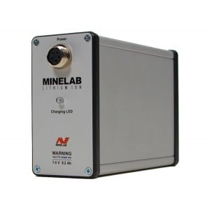 Image of Minelab Lithium Ion Battery (GPX Series)
