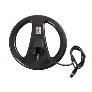 "Image of Minelab 10.5"" DD Round Search Coil (X-Terra Series) - 18.75kHz"