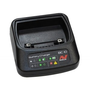 Minelab BC 10 Base Battery Charger (GPZ 7000 / CTX-3030)