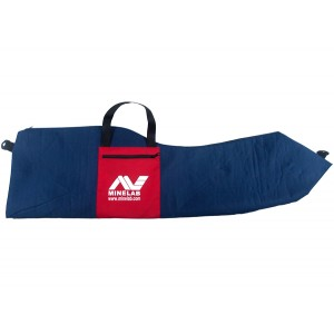 Image of Minelab Large Carrying Bag with Red Pocket - Blue