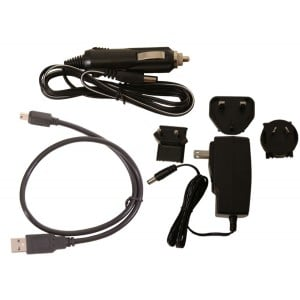 Minelab WD Charger Cables & Plug Pack Kit (CTX-3030)