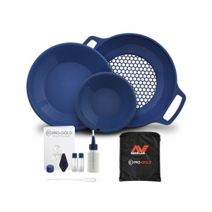 Image of Minelab Pro-Gold Premium Panning Kit