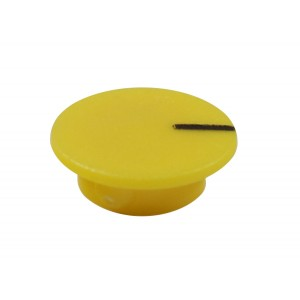 Image of Minelab Yellow Cap for Knob (Excalibur II)