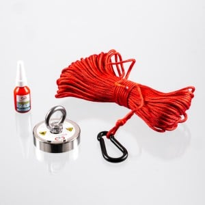 Image of Brute Magnetics 575 lb Magnet Fishing Bundle