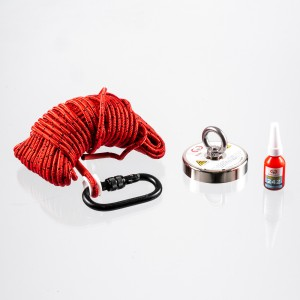Image of Brute Magnetics 880 lb Magnet Fishing Bundle