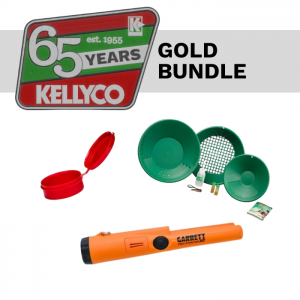 Image of Gold Metal Detecting Bundle