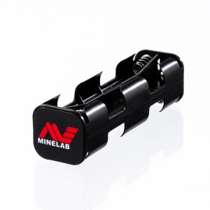 Minelab AA Battery Carrier (Gold Monster)