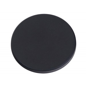 "Image of Fisher 5"" Closed Coil Cover - Black (Fisher / Teknetics)"