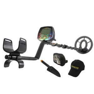 Image of Teknetics Digitek Metal Detector with Bonus Pack