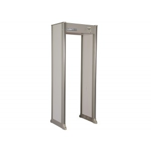 Image of Garrett PD 6500i Walk-Through Metal Detector - Beige