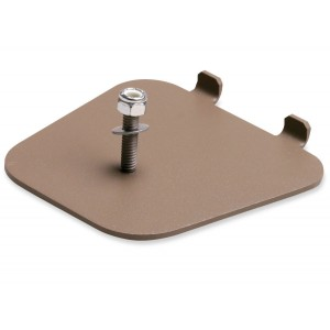 Image of Garrett Adhesive Floor Mounting Kit - Beige (PD 6500i)