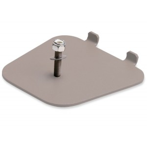 Image of Garrett Adhesive Floor Mounting Kit - Gray (PD 6500i)
