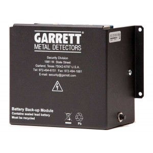 Image of Garrett Battery Backup Module (CS 5000 / MS 3500)