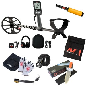 Minelab Equinox 800 Gold Bundle