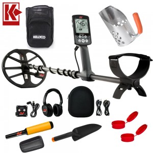 Image of Minelab Equinox 800 Metal Detector Beach Bundle with Sand Scoop & Pro-Find 15 Pinpointer