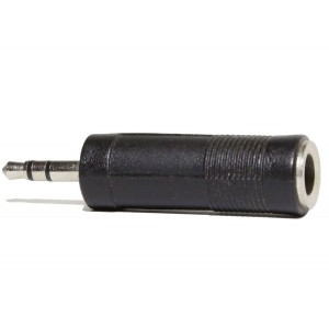 "Image of Koss Mini Stereo Adapter (1/4"" to 1/8"")"