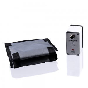 Image of Minelab Battery and Control Box Cover (GPX)